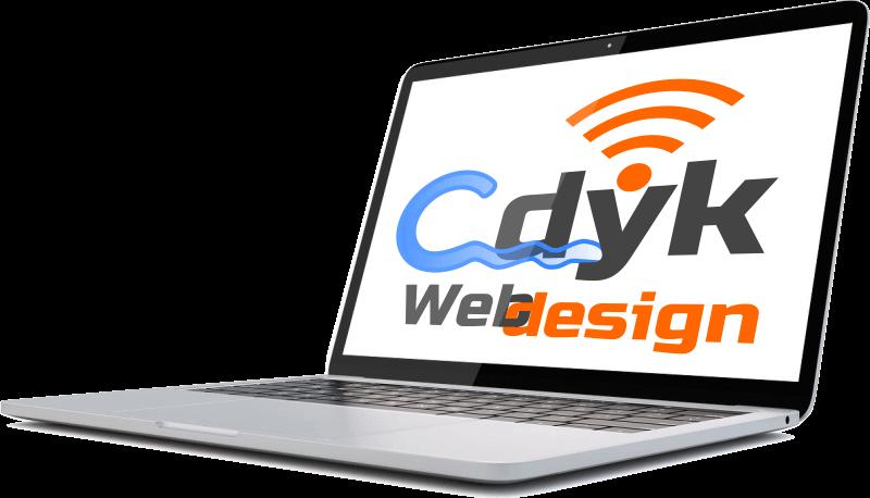 Webdesign in Friesland - Cdyk Webdesign